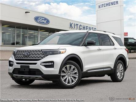 2020 Ford Explorer Limited (Stk: 0P10480) in Kitchener - Image 1 of 23