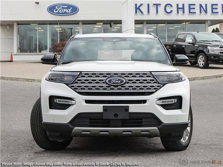 2020 Ford Explorer Limited (Stk: 0P10480) in Kitchener - Image 2 of 23