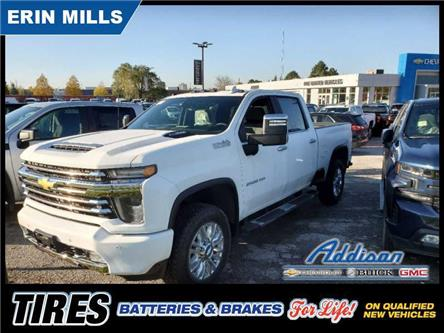 2020 Chevrolet Silverado 2500HD High Country (Stk: LF112840) in Mississauga - Image 1 of 25
