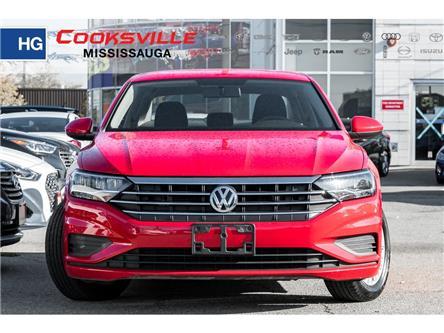 2019 Volkswagen Jetta 1.4 TSI Comfortline (Stk: 8112PR) in Mississauga - Image 2 of 18