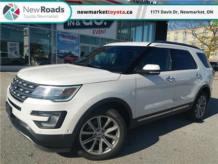 2017 Ford Explorer Limited (Stk: 347691) in Newmarket - Image 1 of 30