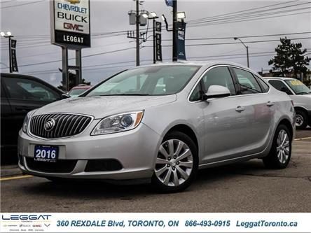 2016 Buick Verano Base (Stk: T11616A) in Etobicoke - Image 1 of 24