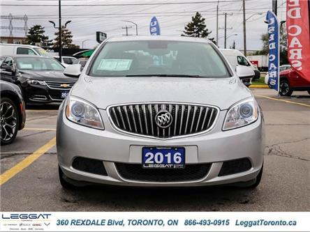 2016 Buick Verano Base (Stk: T11616A) in Etobicoke - Image 2 of 24