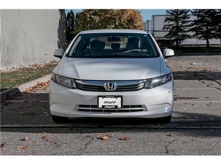 2012 Honda Civic LX (Stk: 22275A) in Mississauga - Image 2 of 21