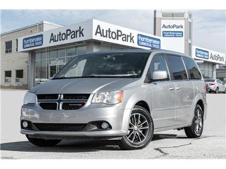 2017 Dodge Grand Caravan CVP/SXT (Stk: APR4268) in Mississauga - Image 1 of 19