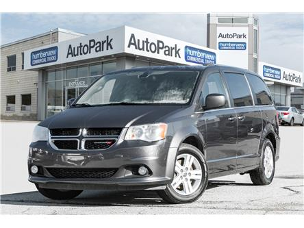 2018 Dodge Grand Caravan Crew (Stk: APR5140) in Mississauga - Image 1 of 19