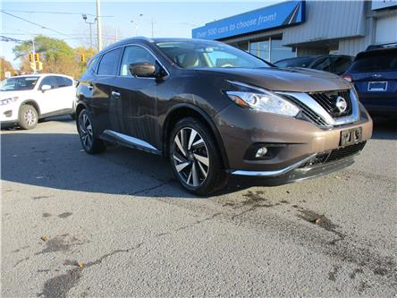 2017 Nissan Murano SL (Stk: 191644) in Kingston - Image 1 of 15
