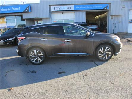 2017 Nissan Murano SL (Stk: 191644) in Kingston - Image 2 of 15