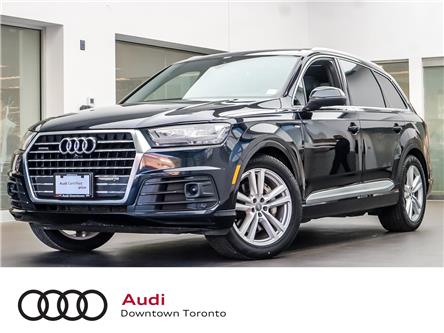2017 Audi Q7 3.0T Technik (Stk: P3348) in Toronto - Image 1 of 29