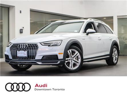 2018 Audi A4 allroad 2.0T Progressiv (Stk: 181340) in Toronto - Image 1 of 30