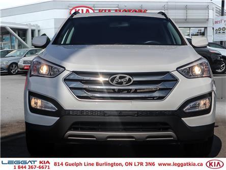 2016 Hyundai Santa Fe Sport  (Stk: 908056A) in Burlington - Image 2 of 28