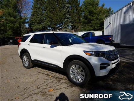 2020 Ford Explorer Limited (Stk: IEX9182) in Uxbridge - Image 2 of 14