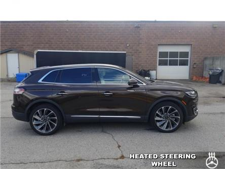 2019 Lincoln Nautilus Reserve (Stk: P8905) in Unionville - Image 2 of 13