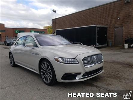 2019 Lincoln Continental Reserve (Stk: P8908) in Unionville - Image 2 of 13