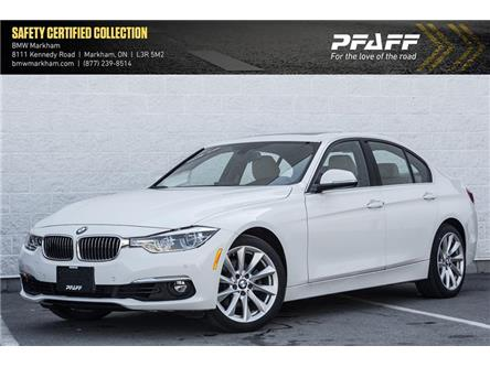 2016 BMW 328i xDrive (Stk: D12543) in Markham - Image 1 of 19