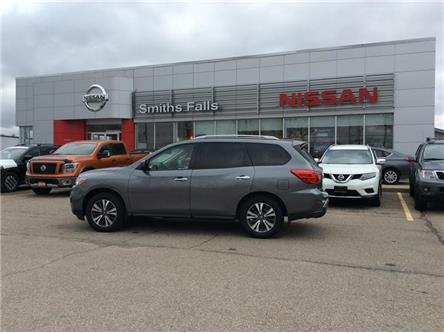 2017 Nissan Pathfinder SL (Stk: 19-372A) in Smiths Falls - Image 1 of 14