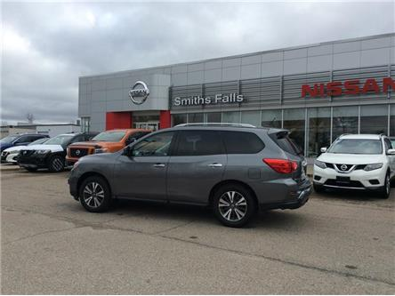 2017 Nissan Pathfinder SL (Stk: 19-372A) in Smiths Falls - Image 2 of 14