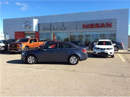 2013 Chevrolet Cruze LT Turbo (Stk: 19-406A) in Smiths Falls - Image 1 of 13