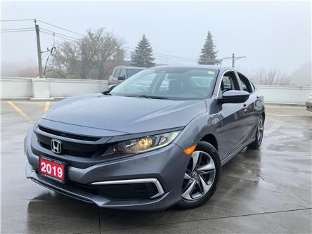 2019 Honda Civic LX (Stk: V191511A) in Toronto - Image 1 of 22