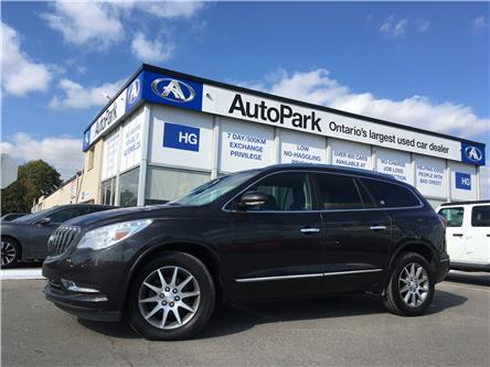 2017 Buick Enclave Leather (Stk: 17-73510) in Brampton - Image 1 of 29