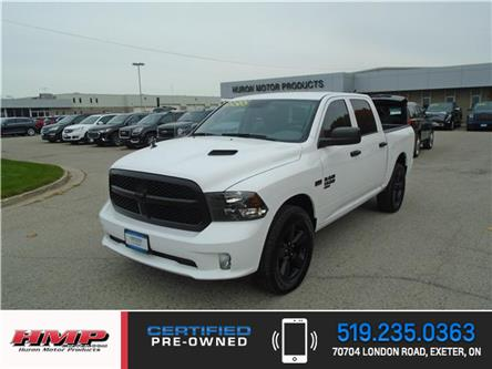 2019 RAM 1500 Classic SSV (Stk: 85748) in Exeter - Image 1 of 27