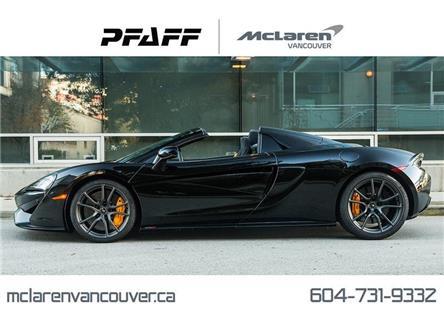 2020 McLaren 570S Spider (Stk: MV0313) in Vancouver - Image 1 of 21