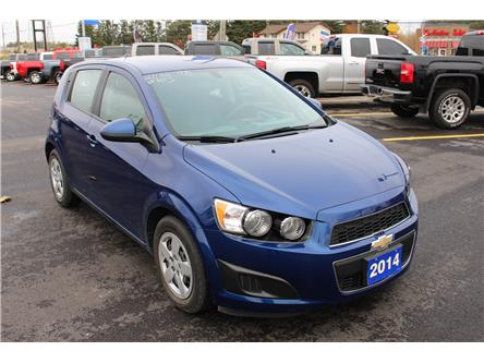 2014 Chevrolet Sonic LS Auto (Stk: 2026-19A) in Sault Ste. Marie - Image 1 of 18