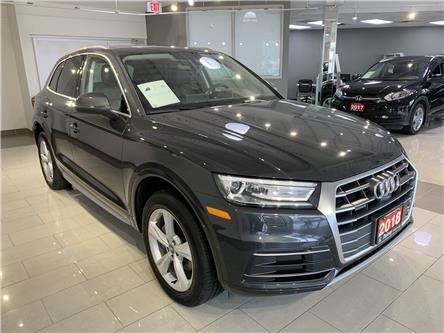 2018 Audi Q5 2.0T Progressiv (Stk: 22006A) in North York - Image 1 of 27