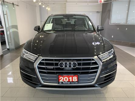 2018 Audi Q5 2.0T Progressiv (Stk: 22006A) in North York - Image 2 of 27
