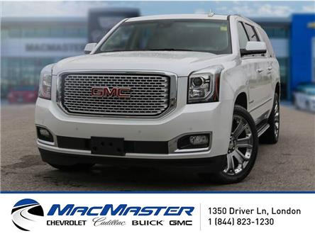 2016 GMC Yukon XL Denali (Stk: L81188PB) in London - Image 1 of 10