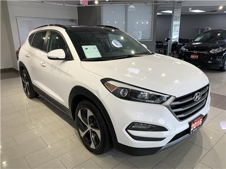 2016 Hyundai Tucson Limited (Stk: 922179A) in North York - Image 1 of 27