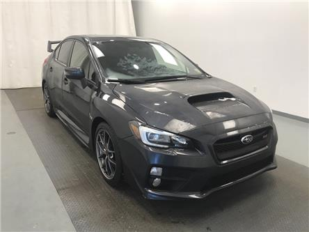 2016 Subaru WRX STI Sport-tech Package (Stk: 160154) in Lethbridge - Image 1 of 28