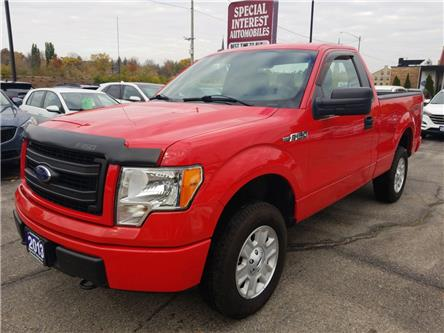 2013 Ford F-150 STX (Stk: D62227) in Cambridge - Image 1 of 17