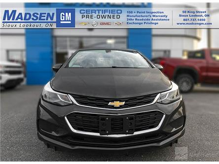 2016 Chevrolet Cruze LT Auto (Stk: A19177) in Sioux Lookout - Image 2 of 11