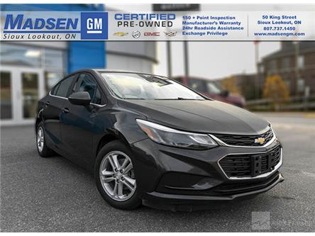 2016 Chevrolet Cruze LT Auto (Stk: A19177) in Sioux Lookout - Image 1 of 11