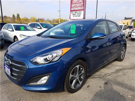 2016 Hyundai Elantra GT GLS (Stk: 285642) in Cambridge - Image 1 of 23