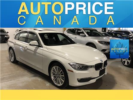 2015 BMW 328d xDrive (Stk: F0698) in Mississauga - Image 1 of 27