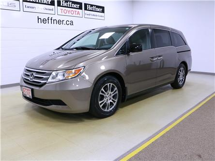 2013 Honda Odyssey EX (Stk: 196065) in Kitchener - Image 1 of 32