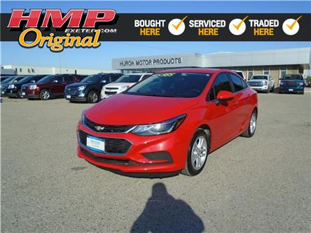 2016 Chevrolet Cruze LT Auto (Stk: 72840) in Exeter - Image 1 of 30