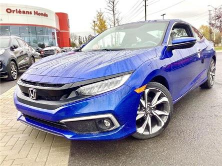 2020 Honda Civic Touring (Stk: 200085) in Orléans - Image 1 of 22