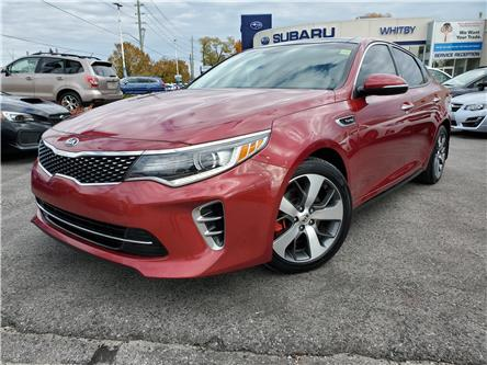 2016 Kia Optima SX Turbo (Stk: 20S76A) in Whitby - Image 1 of 27