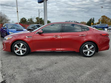 2016 Kia Optima SX Turbo (Stk: 20S76A) in Whitby - Image 2 of 27