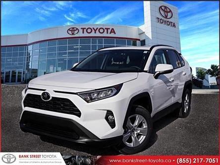 2020 Toyota RAV4 XLE (Stk: 27855) in Ottawa - Image 1 of 26