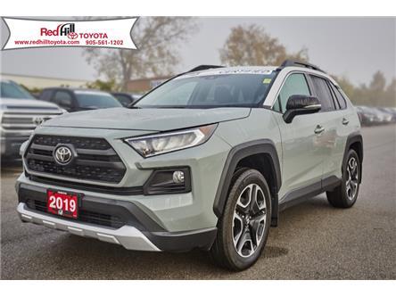 2019 Toyota RAV4 Trail (Stk: 83808) in Hamilton - Image 1 of 23
