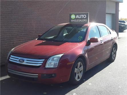2007 Ford Fusion SE (Stk: N480AP) in Charlottetown - Image 1 of 5