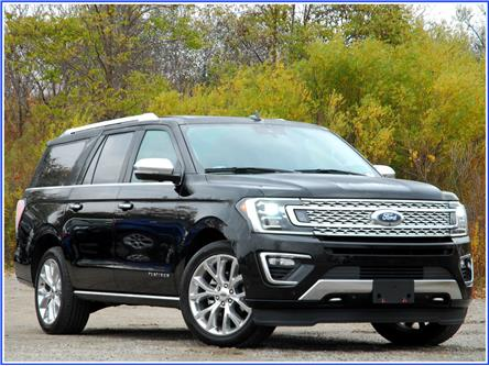 2018 Ford Expedition Max Platinum (Stk: 150110) in Kitchener - Image 1 of 21