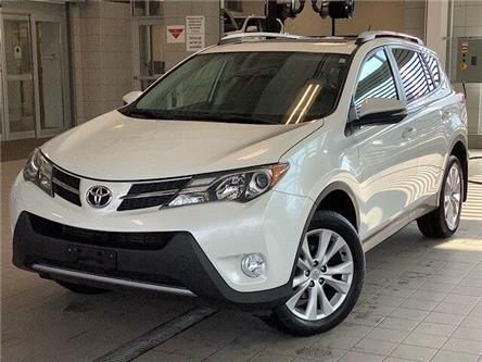 2015 Toyota RAV4 Limited (Stk: 1590A) in Kingston - Image 1 of 30
