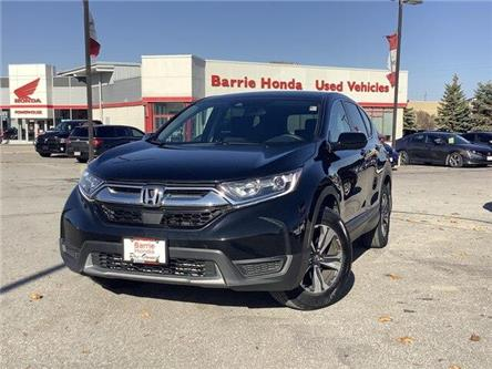 2018 Honda CR-V LX (Stk: U18225) in Barrie - Image 1 of 24