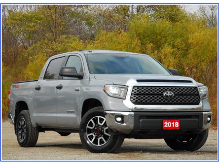 2018 Toyota Tundra SR5 Plus 5.7L V8 (Stk: 9F5470A) in Kitchener - Image 1 of 20