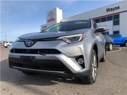 2017 Toyota RAV4 Hybrid Limited (Stk: 11022) in Thunder Bay - Image 2 of 30